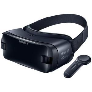 Очки виртуальной реальности Samsung Gear VR SM-R325 + controller ORCHID GRAY (SM-R325NZVASEK)