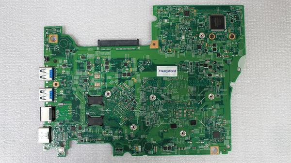 Материнская плата для ноутбука Lenovo LT41 SKL i7-6500U (IP500S-14ISK), мініатюра №2