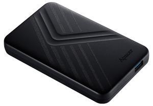 """Зовнішній жорсткий диск Apacer 1TB 2.5"""" USB 3.1 AC236 black AP1TBAC236B-1"""