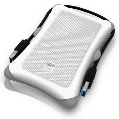 """Зовнішній жорсткий диск Silicon Power 1ТБ 2.5"""" USB 3.0 білий SP010TBPHDA30S3W, мініатюра №2"""