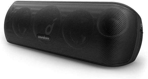 Бездротова Bluetooth Колонка Anker SoundCore Motion Plus 30W Waterproof IPX7 5.0 Qualcomm aptX, мініатюра №1