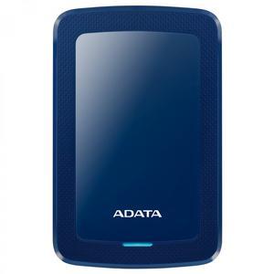 """Зовнішній жорсткий диск A-Data USB 3.2 Gen1 HV300 2TB 2 5"""" синій AHV300-2TU31-CBL"""