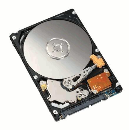 """Внутрішній жорсткий диск Fujitsu 400ГБ 4200 обертів в хвилину 8МБ 2 5"""" SATA III MHZ2400BT, мініатюра №2"""