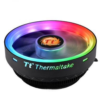 Кулер для процессора ThermalTake UX100 ARGB Lighting (CL-P064-AL12SW-A). 43131