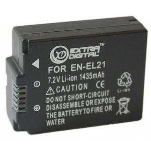 Аккумулятор для фото/видеокамер EXTRADIGITAL Nikon EN-EL21 (DV00DV1388)