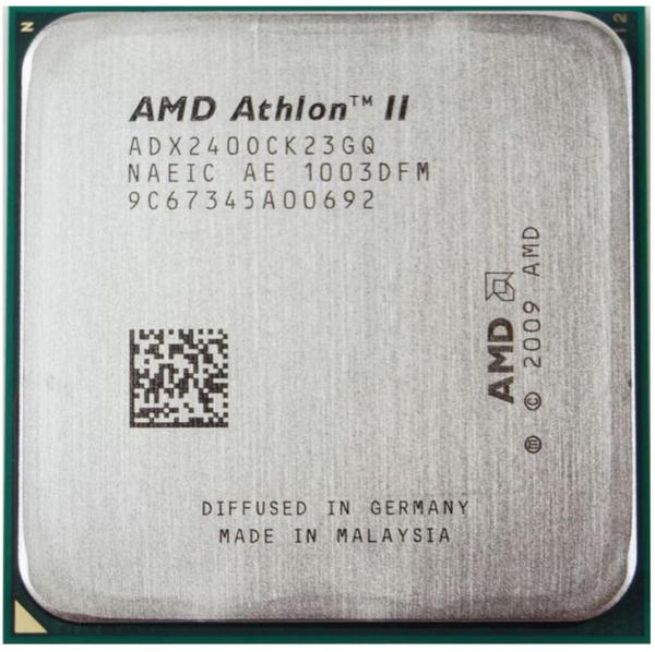 Процесор AMD Athlon II X2 240 ADX240OCK23GQ, мініатюра №2
