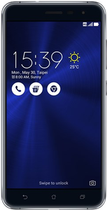 Смартфон ASUS ZenFone 3 4/64Gb Sapphire Black (ZE520KL-1A008WW)
