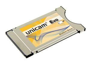 Другое Unicam Evo Rev.4.0 Deltacrypt CI Cam Modul + USB Programmer (Evo Rev.4.0 Deltacrypt)