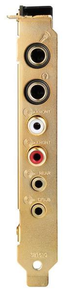 Звукова картка Creative Labs  Sound Blaster ZxR (70SB151000001), мініатюра №3