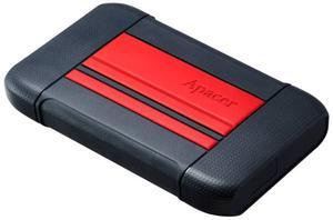 Зовнішній жорсткий диск Apacer HDD AC633 1TB USB 3.1 red 6428273