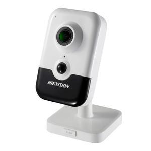 IP-видеокамера с Wi-Fi 2 Мп Hikvision DS-2CD2423G0-IW W (2.8 мм со встроенным микрофоном и динамиком для системы видео