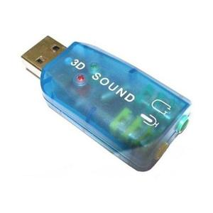 Звуковая плата Dynamode USB-SOUNDCARD2