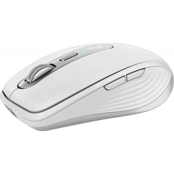 Мишка Logitech MX Anywhere 3 for Mac Pale Grey (910-005991), мініатюра №1