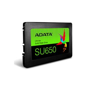 "Внутренний накопитель A-Data SSD диск SU650 240GB 2.5"" sata 3d tlc asu650ss-240gt-r"