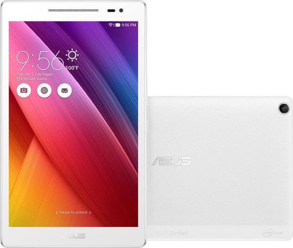 Планшет Asus ZenPad S 8.0 4-64Gb white Z580CA-1B035A, мініатюра №13