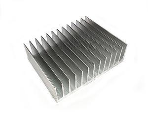 Алюминиевый радиатор БПО-1909 122х38 мм 1000 кв см 1966