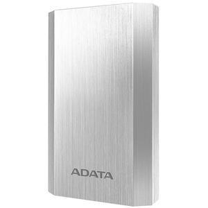 Универсальная батарея (Power Bank) ADATA A10050 10050mAh Silver (AA10050-5V-CSV)