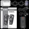 Колонка SVEN PS-750 Black 80Вт TWS bluetooth подсветка караоке, мініатюра №8