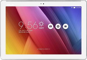 Планшет ASUS ZenPad 10  2/16GB Pearl White (Z300M-6B074A)
