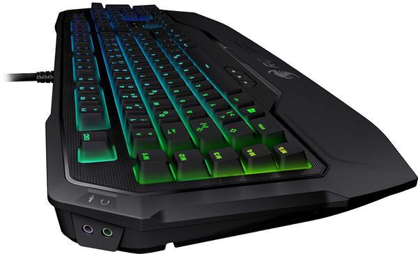 Клавіатура ROCCAT Ryos MK FX Brown Switch FR  Black (ROC-12-873-BN/FR), мініатюра №3