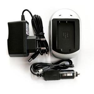 Зарядное устройство для фото/видеокамер PowerPlant Olympus PS-BLS1, Fuji NP-140, Samsung IA-BP80W (DV00DV2193)