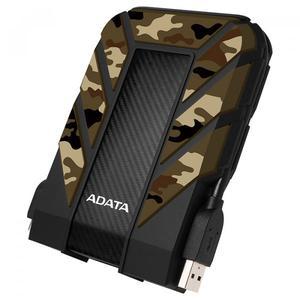 """Зовнішній жорсткий диск A-Data USB 3.2 Gen1 HD710M Pro 1TB 2 5"""" камуфляж AHD710MP-1TU31-CCF"""