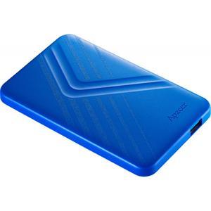 """Зовнішній жорсткий диск Apacer USB 3.2 Gen1 AC236 1TB 2 5"""" синій AP1TBAC236U-1"""