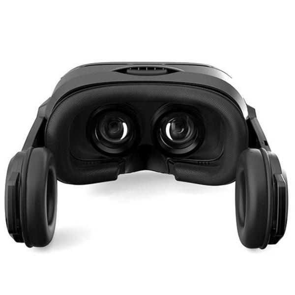 3D Очки шлем виртуальной реальности Baidroid UGP U8 c джойстиком Terios T3 Черный, мініатюра №2