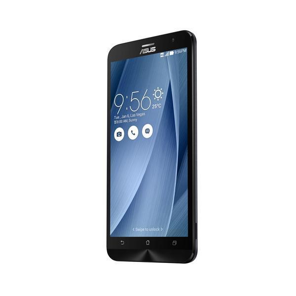 Смартфон Asus ZenFone 2 4-64 Gb Glacier grey 90AZ00A5-M03670, мініатюра №30