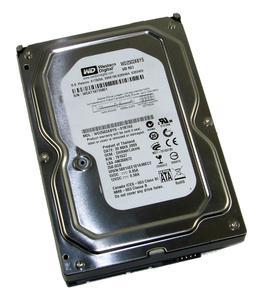 """Внутрішній жорсткий диск Western Digital RE3 250GB 7200rpm 16MB 3.5"""" SATA II WD2502ABYS"""
