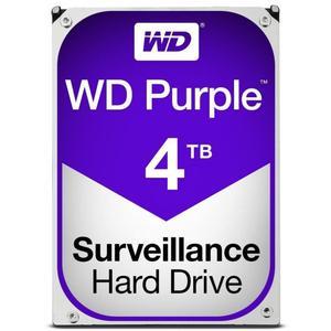 """Внутрішній жорсткий диск Western Digital 3.5"""" 4ТБ 5400 обертів в хвилину 64МБ SATAIII Western Digital 40PURZ"""