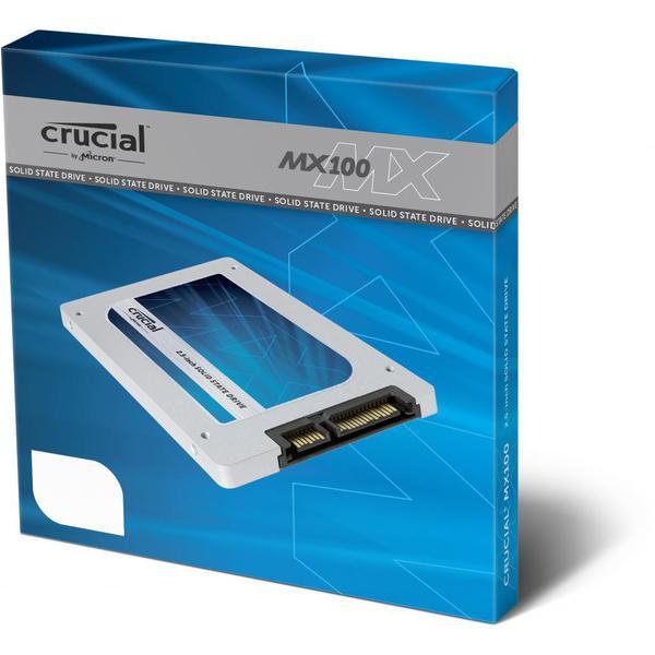 """Внутренний накопитель Micron 128 ГБ 2.5"""" SATA 6Gb CT128MX100SSD1, мініатюра №8"""