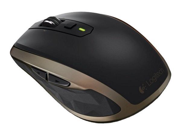 Мишка Logitech  MX Anywhere 2 Wireless/Bluetooth (910-004374), мініатюра №1