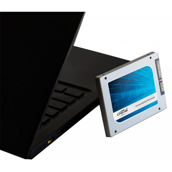 """Внутренний накопитель Micron 128 ГБ 2.5"""" SATA 6Gb CT128MX100SSD1, мініатюра №5"""
