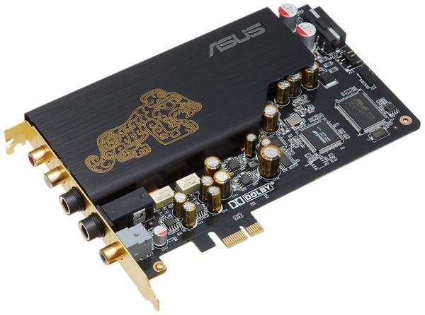 Звукова картка ASUS  Xonar Essence STX (90-YAA0C0-0UAN0BZ), мініатюра №1