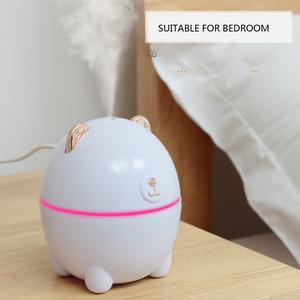 Зволожувач повітря аромалампа ART 6074 полярний медвідь USB зарядка з LED-підсвіткою 250 мл синій