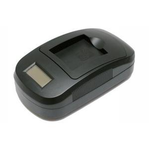 Зарядное устройство для фото/видеокамер EXTRADIGITAL Li-40B, Li-42B (DV0LCD2043)