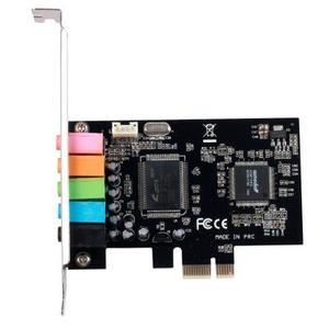 Звуковая плата Manli C-Media 8738 PCI-E 6(5.1) каналов bulk (M-CMI8738-PCI-E). 42483