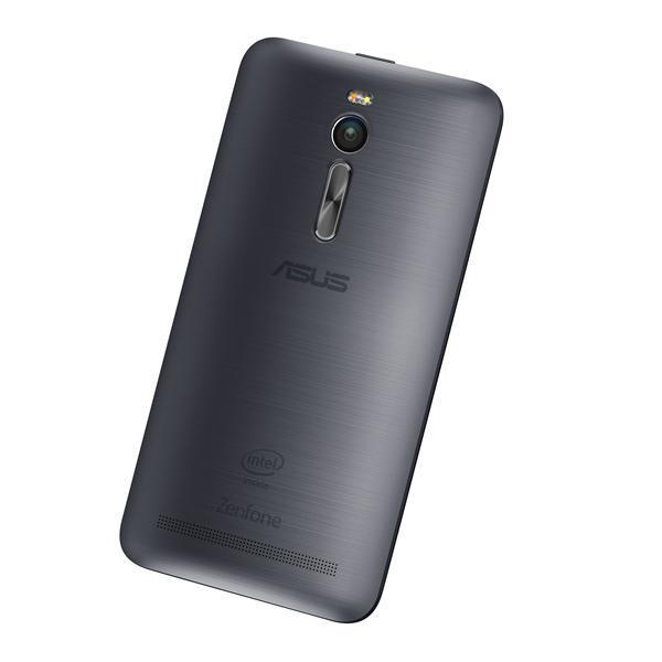 Смартфон Asus ZenFone 2 4-64 Gb Glacier grey 90AZ00A5-M03670, мініатюра №23