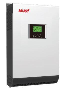 Инвертор напряжения ИБП MUST PV1800 HM 5KVA/4000W