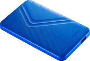 """Зовнішній жорсткий диск Apacer 2.5"""" USB 2.0TB AC236 blue AP2TBAC236U-1"""