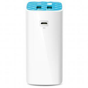 Универсальная батарея (Power Bank) TP-LINK 10400 mAh 2*USB 5V/2A/1A (TL-PB10400)