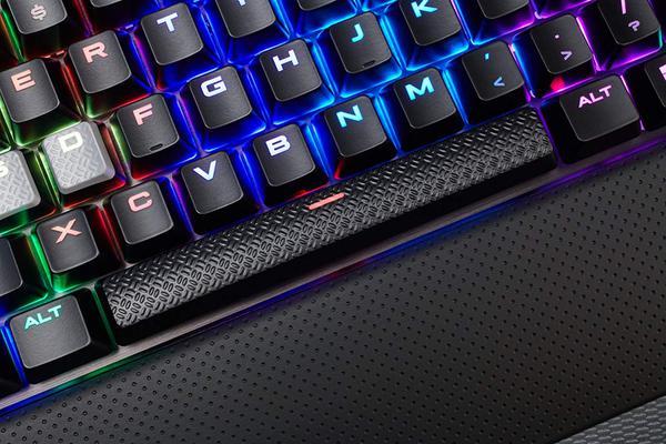 Клавіатура Corsair  K70 RGB RAPIDFIRE (CH-9101014-DE), мініатюра №10
