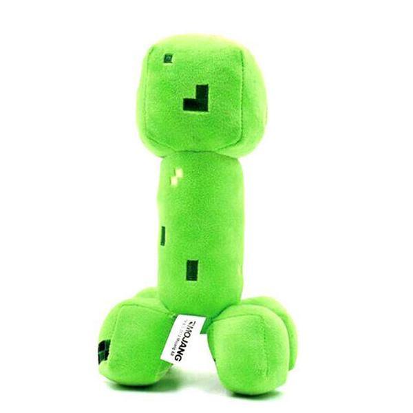 Мягкая игрушка Крипер Майнкрафт Minecraft, мініатюра №2