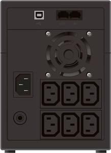 Источник бесперебойного питания Powerwalker VI 2200 LCD/IEC 10120094
