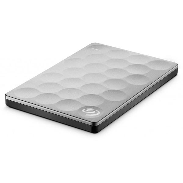 """Зовнішній жорсткий диск Seagate 1ТБ 2.5"""" USB 3.0 cірий STEH1000200, мініатюра №3"""