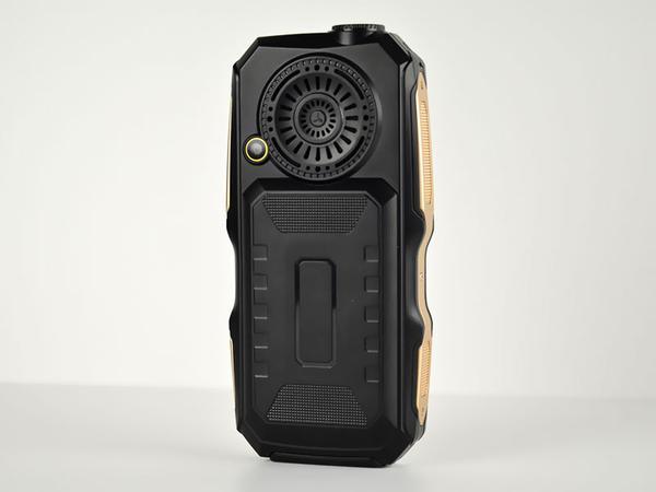 Мобильный телефон Dbeif D2017 Black, мініатюра №10