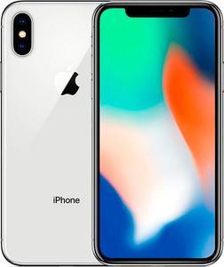 Смартфон Apple iPhone X 64 Gb silver MQAD2