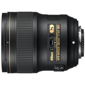 Объектив Nikon 28mm f/1.4E ED AF-S (JAA140DA)