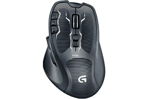 Мишка Logitech  G700s Rechargeable Gaming Mouse (910-003424), мініатюра №4